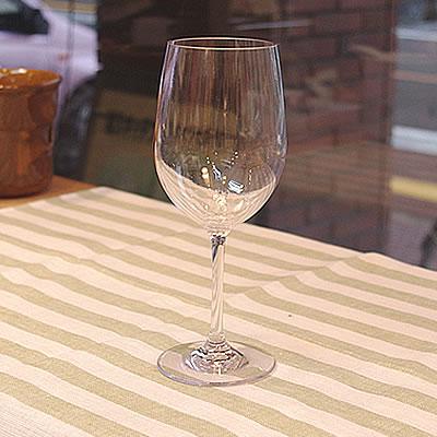 割れないワイングラスS