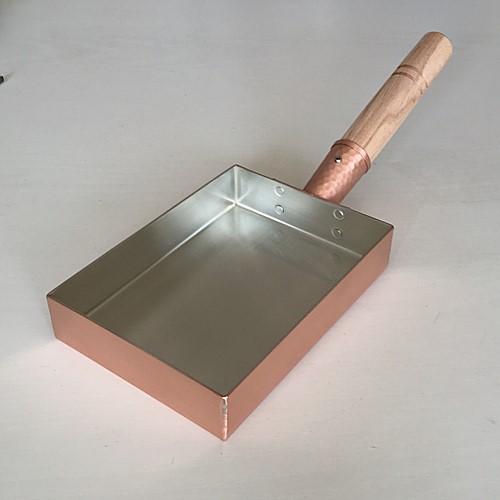 銅製玉子焼器 関西型長方形