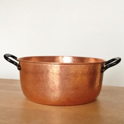 オリジナル銅製ジャム鍋