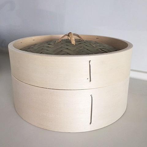 白木セイロ18cm