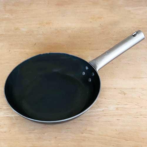 HANAKO鉄のフライパン22cm