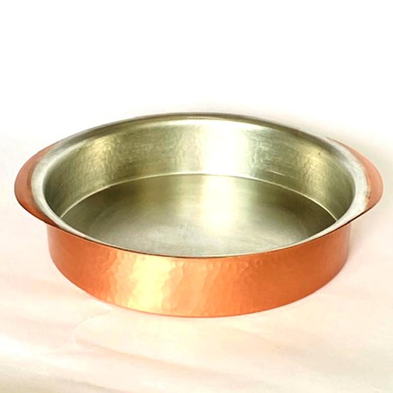 【限定40%OFF】銅製すきやき鍋22cm