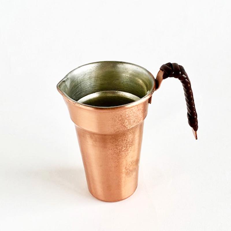 【SALE】50%OFF 銅製ちろり(酒タンポ)1合