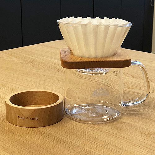 木製ドリップ角型セット