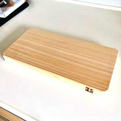キッチンパラダイスまな板削りの会