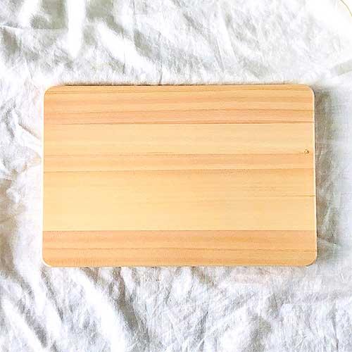 山一 木曽ひのきのまな板 36×24