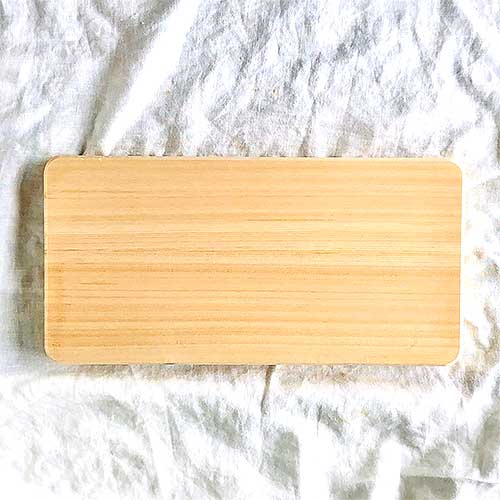 山一 木曽ひのきのまな板 36×18