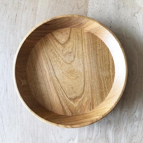 woodpecker山桜のお皿21cm